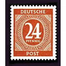 Buy German MNH Scott #544 Catalog Value $.25