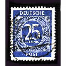 Buy German Used Scott #545 Catalog Value $6.00