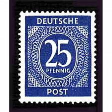 Buy German Hinged Scott #545 Catalog Value $.25