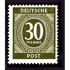Buy German MNH Scott #547 Catalog Value $.25