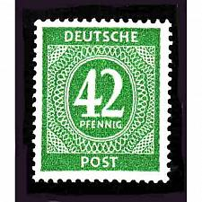 Buy German Hinged Scott #549 Catalog Value $.75