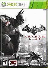 Buy XBOX 360 - Batman: Arkham City (2011) *Complete w/Case & Game Disc / DC Comics*