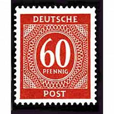 Buy German MNH Scott #552 Catalog Value $.25