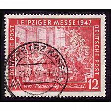 Buy German Used Scott #580 Catalog Value $1.90