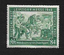 Buy German MNH Scott #583 Catalog Value $.25