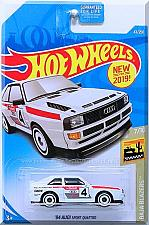 Buy Hot Wheels - '84 AUDI Sport Quattro: '19 Baja Blazers #7/140 - #43/250 *White*