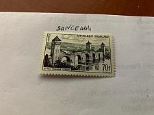 Buy France Landscapes Pont Valentre 1957 mnh