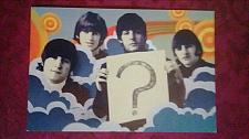 Buy 5 TARJETAS POSTALES THE BEATLES
