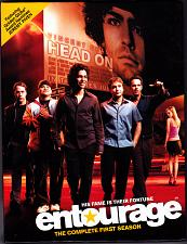 Buy Entourage - Complete First Season DVD 2005, 2-Disc Set - Very Good