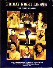 Buy Friday Night Lights - First Season DVD 2007, 5-Disc Set - Very Good
