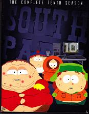 Buy South Park - Complete Tenth Season DVD 2007, 3 Disc Set - Very Good