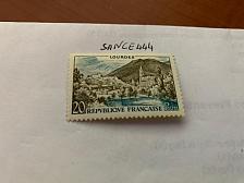 Buy France Tourism Lourdes 1958 mnh