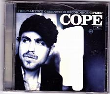 Buy The Clarence Greenwood Recordings by Citizen Cope CD 2004 - Very Good