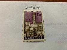 Buy France Cities Maubeuge 1958 mnh