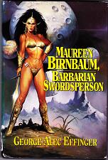 Buy Barbarian Swordsperson by Maureen Birnbaum 1993 Hard Cover Book - Very Good