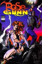 Buy Rose N Gunn #1 - London Night 1996 Comic Book - Very Good