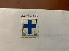 Buy France Coat of arms Marseille 1958 mnh