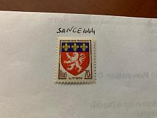Buy France Coat of arms Lyon 1958 mnh