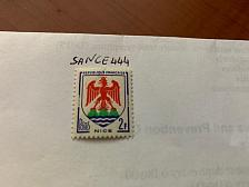 Buy France Coat of arms Nice 1958 mnh