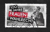 Buy German Used Michel #3435 Catalog Value $.55