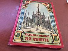 Buy Italy vintage booklet postcards of MILANO