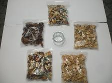 Buy Beige MIXED Potpourri with Pinecones and 1 Jar. Lightly fragrant