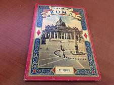 Buy Italy vintage booklet postcards of ROMA