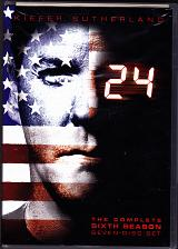 Buy 24 - Complete 6th Season 2009, 7-Disc Set - Very Good