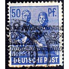Buy German Used Scott #612 Catalog Value $.90