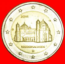 Buy + LOWER SAXONY: GERMANY ★ 2 EURO 2014D! LOW START ★ NO RESERVE!