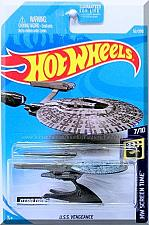 Buy Hot Wheels - U.S.S. Vengeance: HW Screen Time #7/10 - #52/250 (2019) *Star Trek*
