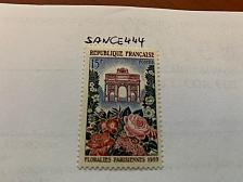 Buy France Paris Flower Festival 1959 mnh
