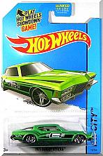 Buy Hot Wheels - 1971 Buick Riviera: HW City 2015 - HW Performance #15/250 *Green*