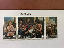 Buy San Marino Barbieri Paintings mnh 1967 stamps