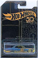 Buy Hot Wheels - '64 Impala: HW 50th Anniversary Black & Gold Collection #5/6 (2018)