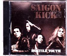 Buy Hostile Youth by Saigon Kick - Promo CD Single - Very Good
