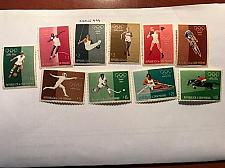 Buy San Marino Olympic Games mnh 1960 stamps