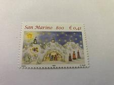 Buy San Marino Christmas mnh 1999