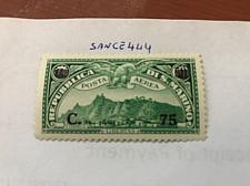 Buy San Marino Monte Titano 1931 surch. Green mnh 1936