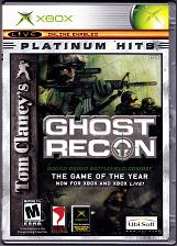 Buy Tom Clancy's Ghost Recon - Xbox 2002 Video Game - Complete - Very Good