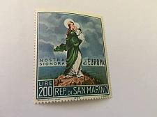 Buy San Marino Europa 1966 mnh stamp