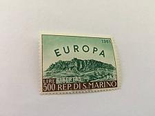 Buy San Marino Europa 1961 mnh