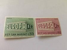 Buy San Marino Europa 1969 mnh #1