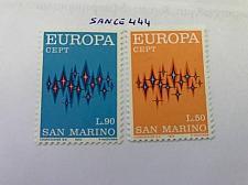 Buy San Marino Europa 1972 mnh #2
