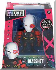 "Buy Jada: Metals Die Cast - Deadshot: 4"" Figure #M21 (2016) *DC / Suicide Squad*"