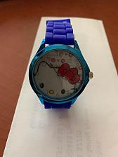 Buy Hello Kitty beautiful new silicon watch