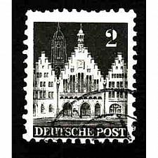 Buy German Used Scott #634 Catalog Value $.45