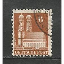 Buy German Used Scott #637 Catalog Value $.40