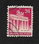 Buy German Used Scott #647 Catalog Value $.45