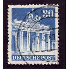 Buy German Used Scott #649a Catalog Value $.45
